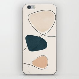 Wildline I iPhone Skin