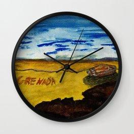 Beach Life 2 Wall Clock