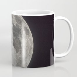 Waxing Gibbous Moon Coffee Mug