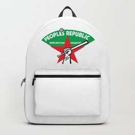 People's Republic Of Burlington Softball Backpack