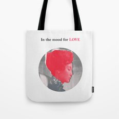 In the mood for love Tote Bag