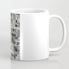 Exploiting Digital Behavior (P/D3 Glitch Collage Studies) Mug