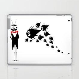 Mr.Black Laptop & iPad Skin