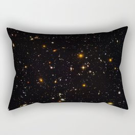 Beautiful Universe Ultraviolet Deepfield Galaxy Universe Star Map Rectangular Pillow