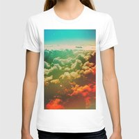 pilot T-shirts featuring Pilot Jones by Daniel Montero