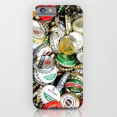 Bottle Caps Painting | Vintage iPhone 6s Slim Case