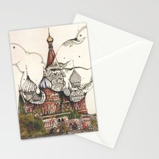 Moscow II Stationery Cards