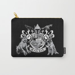 House of Cracked Carry-All Pouch