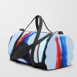 Architectural Shapes #5 Duffle Bag