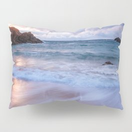 Sunset ocean Pillow Sham