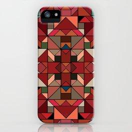 Latino Tiles iPhone Case