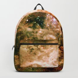 Supernova remnant NGC 2060 Backpack