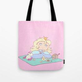 Lil Princess Tea Time Tote Bag