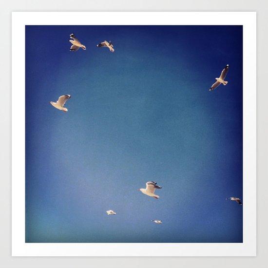 fly.. Art Print