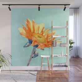 Sunflower Daze Wall Mural