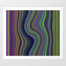 Tipton 2 Art Print