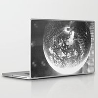 disco Laptop & iPad Skins featuring Disco by ....