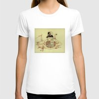 submarine T-shirts featuring FIRST SUBMARINE by CincottaStore