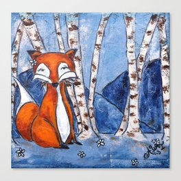 Fiona Canvas Print