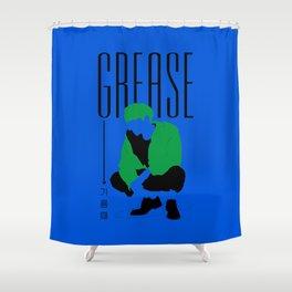Jonghyun - Grease Shower Curtain