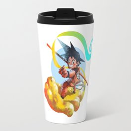 Son Goku Travel Mug