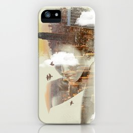 New York City dreaming iPhone Case