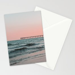 Pensacola Beach, USA #society6 #decor #buyart Stationery Cards