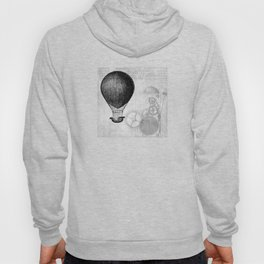 hot air balloon 4 Hoody