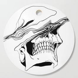 Skull (Liquify) Cutting Board