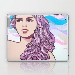 Pastel Wave Laptop & iPad Skin