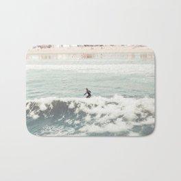 Surf San Diego California Bath Mat