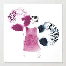 Gilda Canvas Print