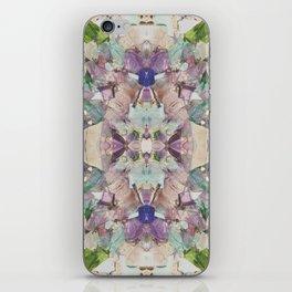 Beautifully Broken | Abstract Glass Art iPhone Skin