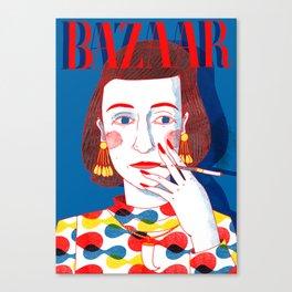 Diana Vreeland Canvas Print