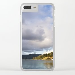 The Mouth of Andersons Bay Clear iPhone Case