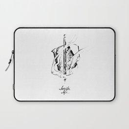 Barista life : Steam Laptop Sleeve