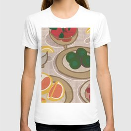 Still life with Fruits T-shirt