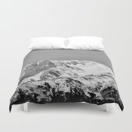 Mountain Glacier Two Duvet Cover
