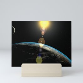 Planet Earth Mini Art Print