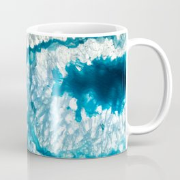 Whale agate slice Coffee Mug