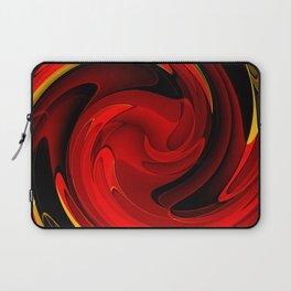 Tornado Red Laptop Sleeve