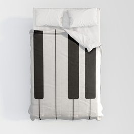 Piano Keys - Music Comforters