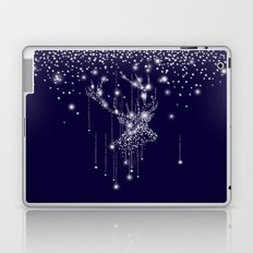 Deer in the Sky Laptop & iPad Skin