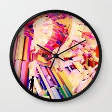 No. 26 Zine - Letter R Wall Clock
