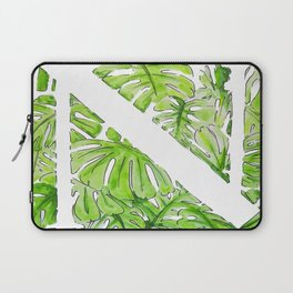 Letter N Laptop Sleeve