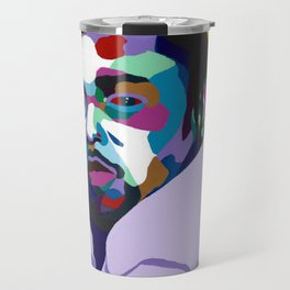 Mortal Man Travel Mug