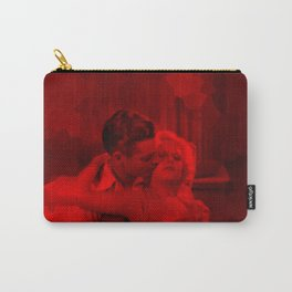 Clark Gable & Jean Harlow - Celebrity (Photographic Art) Carry-All Pouch
