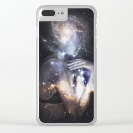Starlust Clear iPhone Case