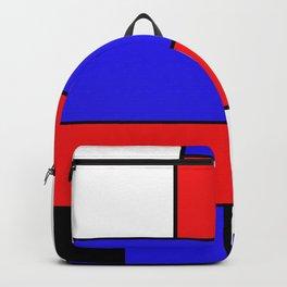 Mondrian #69 Backpack