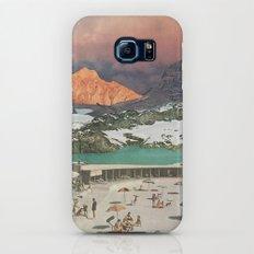 Jade Lake Resort Galaxy S7 Slim Case